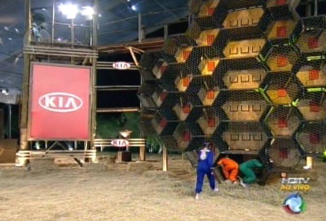 Prova foi patrocinada pela Kia (31/7/2011)