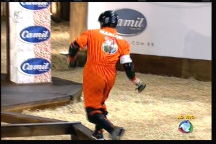 Marlon foi o mais rápido da prova (14/8/2011)