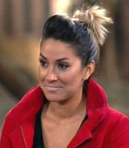 Segundo a enquete do UOL, Dani Bolina será eliminada (25/8/2011)