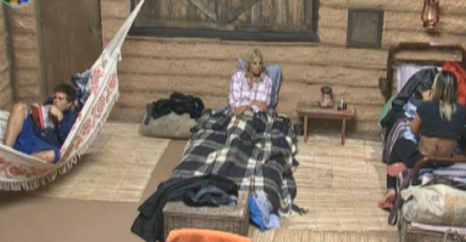 Roceiros descansam antes da eliminação (25/8/2011)