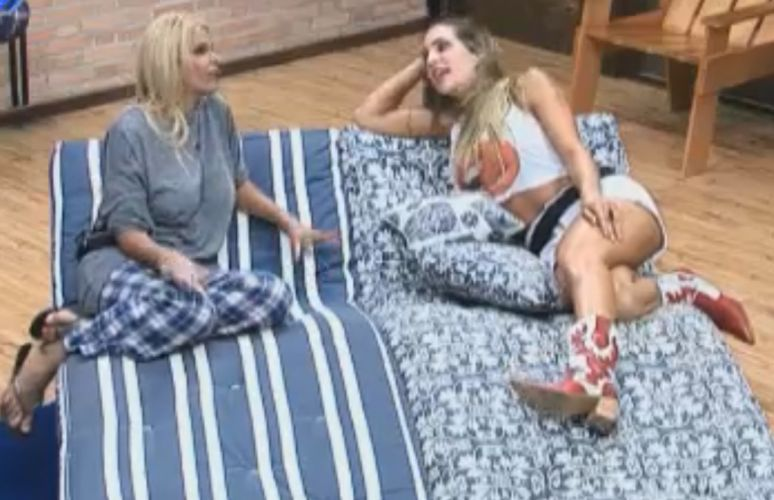 Monique e Joana falam sobre