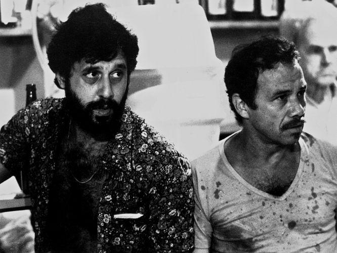Antônio Fagundes e Stênio Garcia na primeira versão de