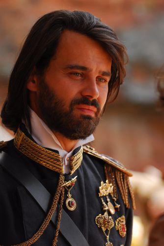 Rei Augusto (Carmo Dalla Vecchia)