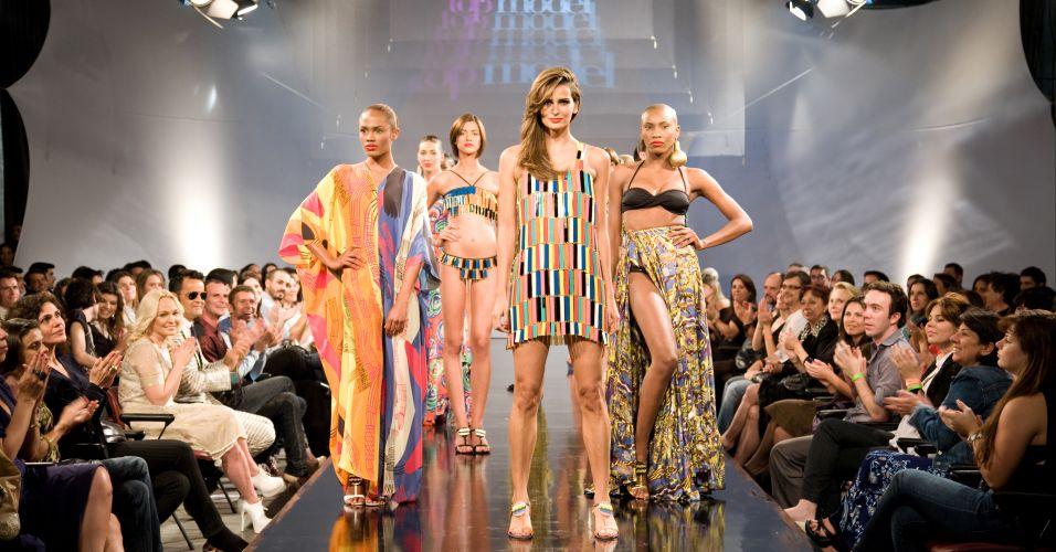 Cenas da final de Brazil's Next Top Model