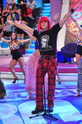Rodrigo Faro será Rita Lee em