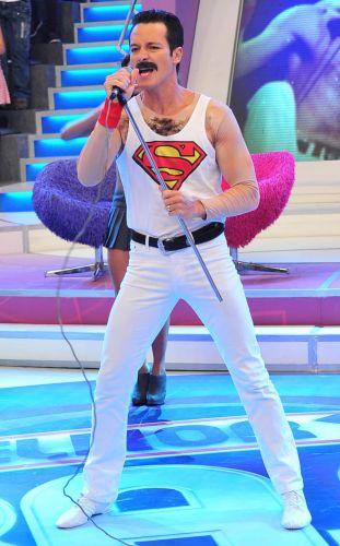 Rodrigo Faro vai virar Freddie Mercury toda vez que sair beijão entre os participantes do quadro