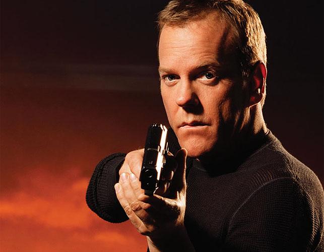 Jack Bauer (Kiefer Sutherland)