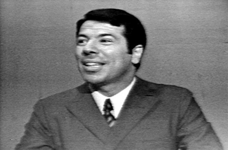 Silvio Santos no programa