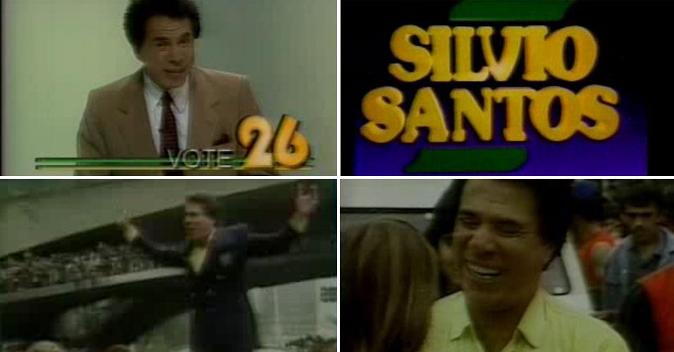 Silvio foi candidato à presidência da República em 1989, porém, teve sua candidatura impugnada pelo Tribunal Superior Eleitoral, já que o partido não realizou convenções em pelo menos nove Estados e nem em um quinto dos municípios de cada Estado, conforme obrigava a lei