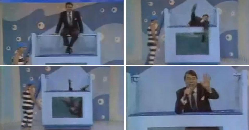 Um popular vídeo que caiu no Youtube em 2006 foi o de um quadro do