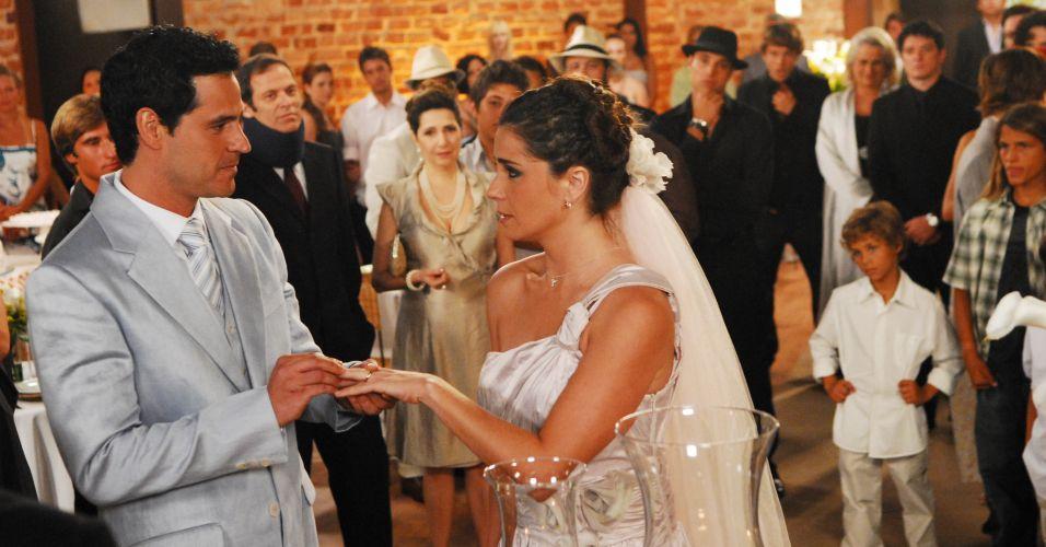 Alma não consegue se casar