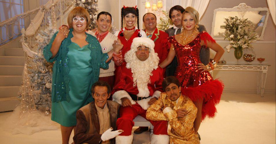 Especial de Natal do Zorra Total