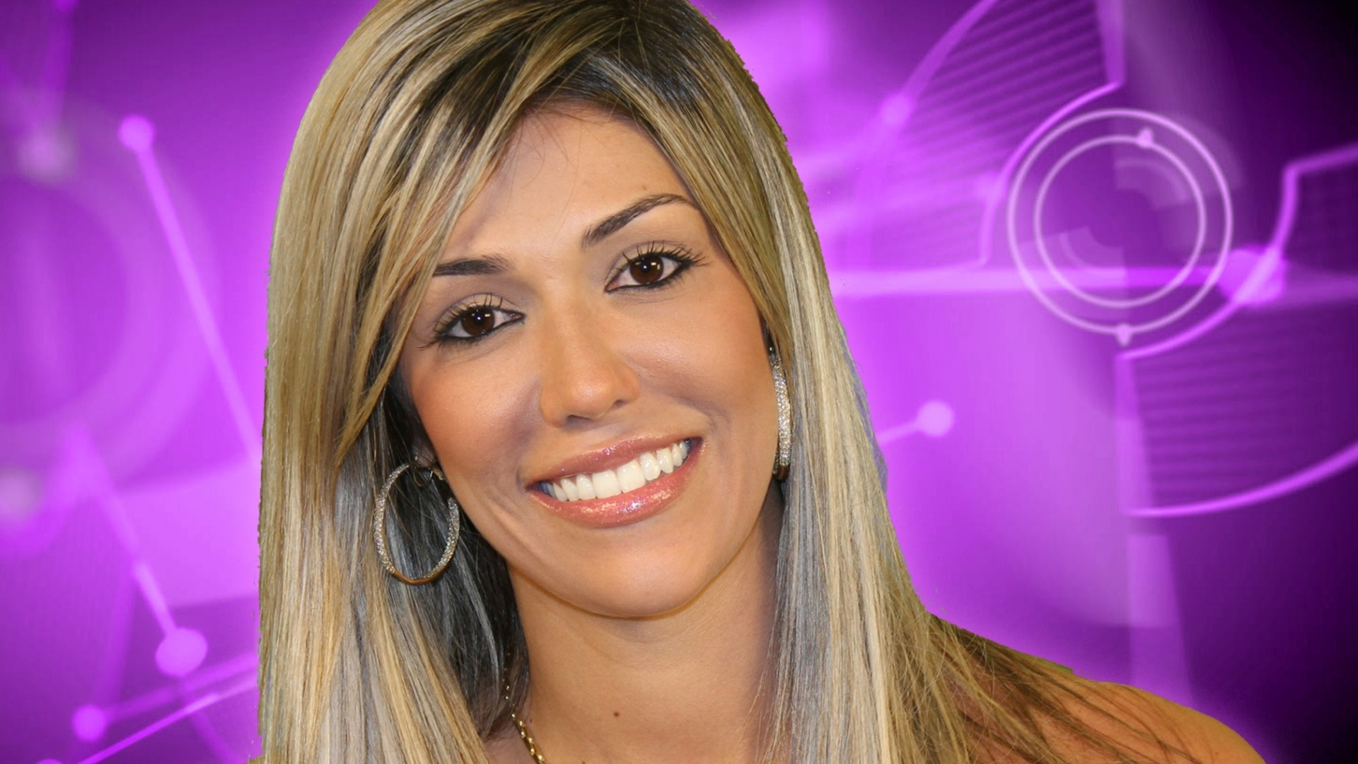 Fernanda, 29 anos, empresária, participante do BBB 12 (jan/2012)