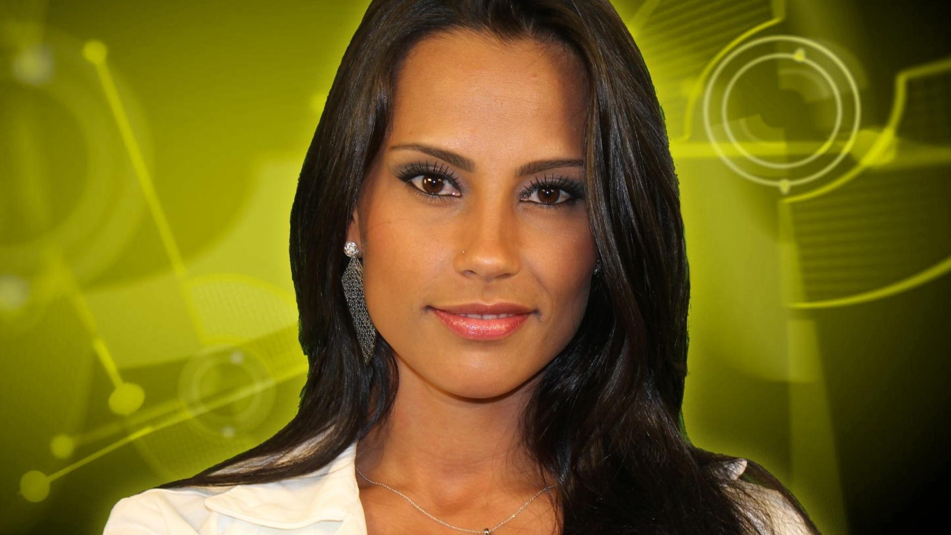 Kelly, 28 anos, assistente comercial, de Minas Gerais, participante do BBB 12 (jan/2012)