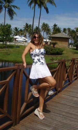Fabiana Teixeira é formada em Jornalismo