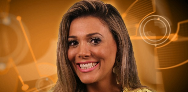 "Fabiana Teixeira, nova participante do ""BBB12"""