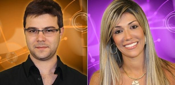 Netinho e Fernanda desistiram de participar do BBB12 ainda no hotel onde estavam confinados
