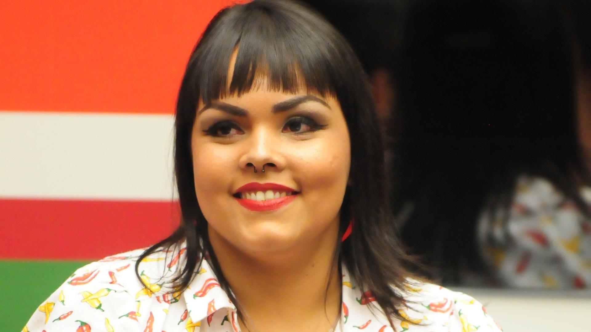 Analice é uma das quatro novas participantes do