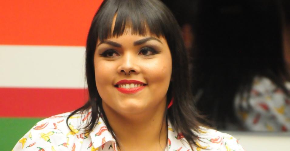 """Analice é uma das quatro novas participantes do """"BBB12"""" (10/1/2012)"""