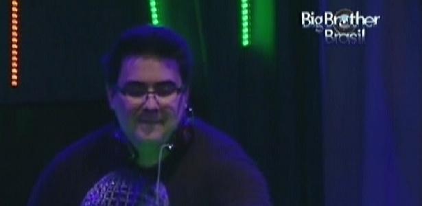 """André Marques é o DJ da primeira festa do """"BBB12"""""""