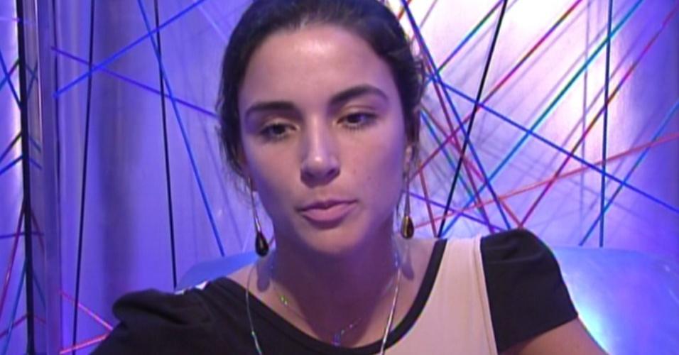 Laisa vota em Fabiana(15/01/12)