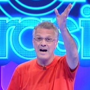 "O apresentador Pedro Bial apresenta o ""BBB12"" ao vivo (18/1/12)"