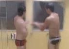 João Maurício e Fael elogiam comportamento de Jakeline e acreditam que ela vence paredão - Reprodução/ TV Globo