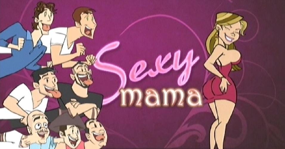 """Charge de Fabiana como """"Sexy Mama"""" (24/1/12)"""