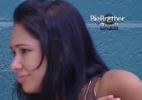 """""""Ela não tem personalidade e tem coisas que a contradizem"""", diz Jakeline sobre Monique - Reprodução/ TV Globo"""