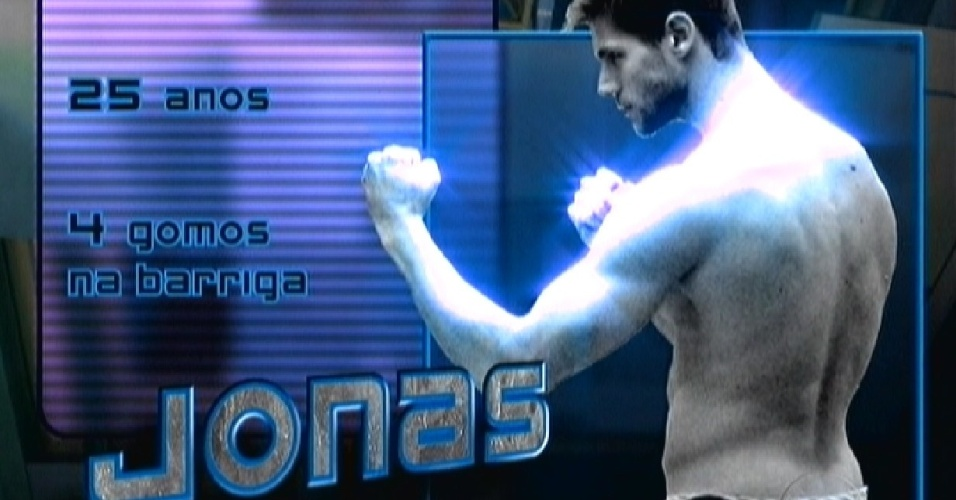 Jonas também aparece como