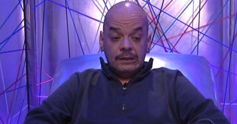 João Carvalho vota em Fabiana (29/1/12)