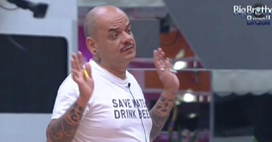 João Carvalho revela