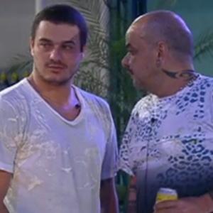João Carvalho revela que vetará Yuri da prova do líder (1/2/12)