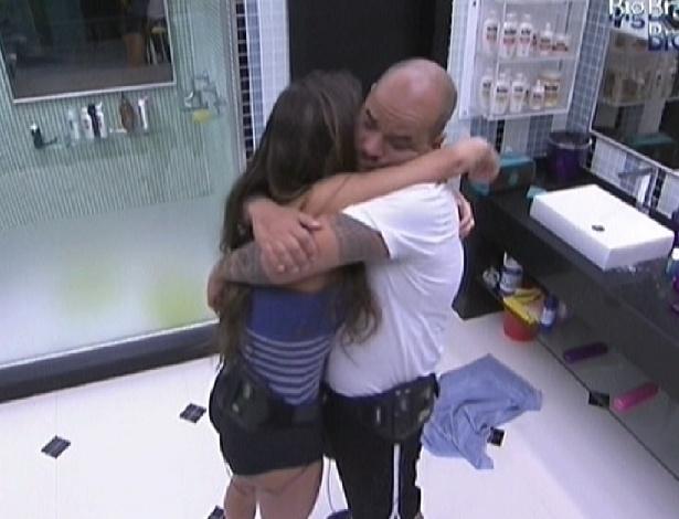 Laisa e João Carvalho podem estar na próxima berlinda (2012)