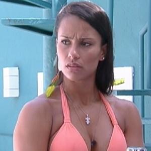 Kelly conversa com Rafa sobre reação de Ronaldo ao ser emparedado (6/2/12)