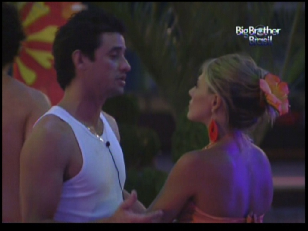 Fael e Fabiana falam sobre Laisa (8/2/12)