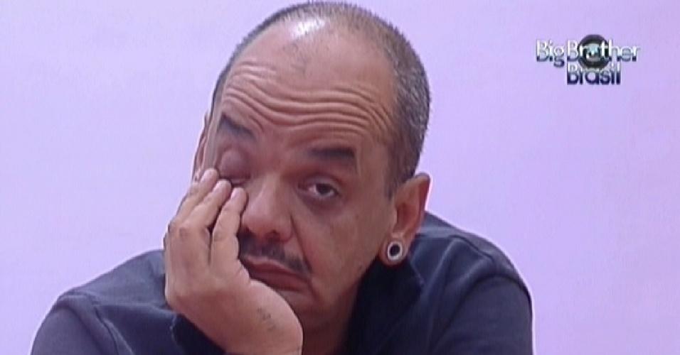 João Carvalho fala sobre o voto de Laisa para João Maurício (11/2/12)