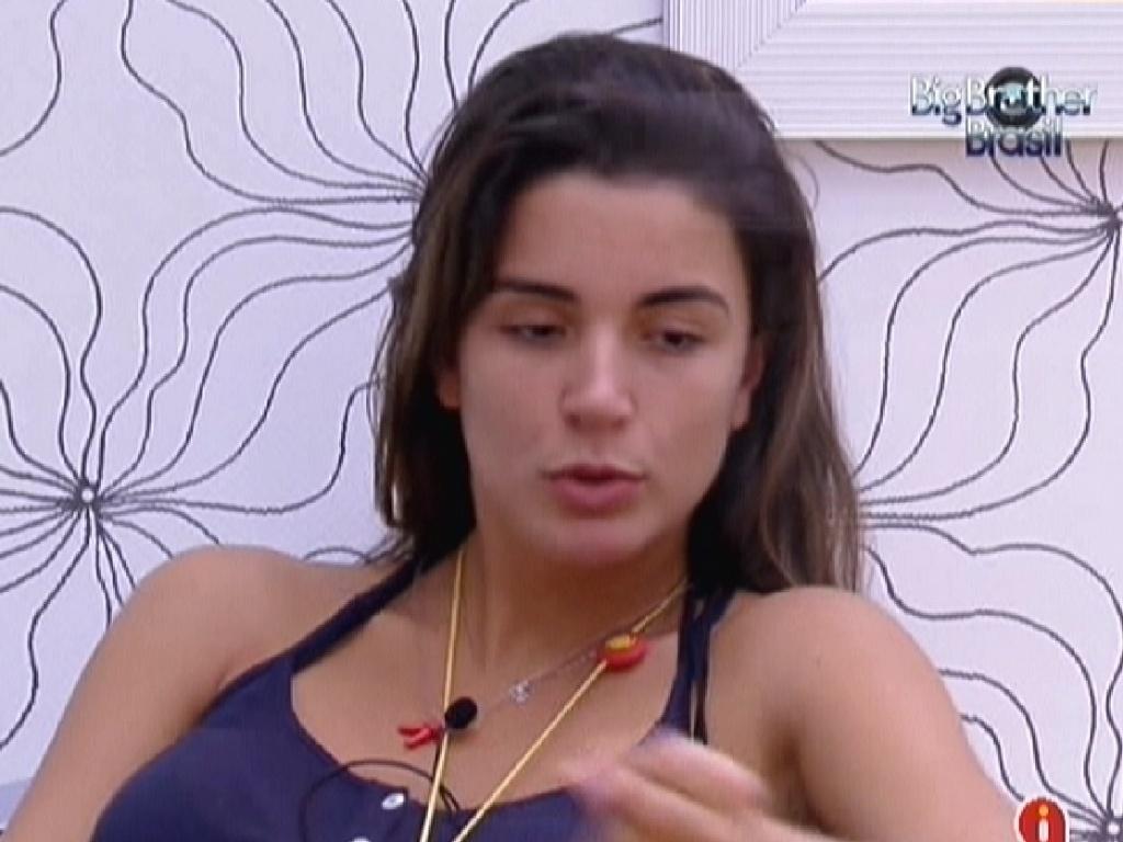 Laisa revela que irá votar em Jonas (12/2/12)