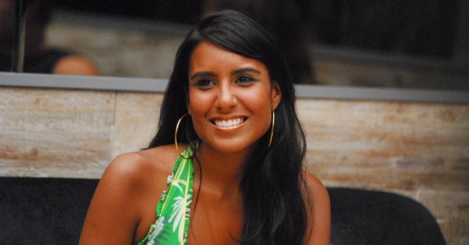 Carolini Dias, do BBB7