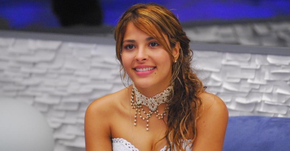 "Gyselle Soares, ""BBB8"""