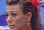 """""""Desculpa se eu decepcionei vocês. Estou me sentindo muito culpada"""", diz Fabiana sobre voto - Reprodução/TV Globo"""