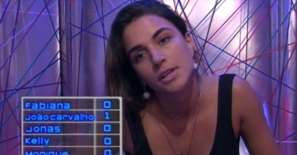 Laisa vota em João Carvalho (19/2/12)