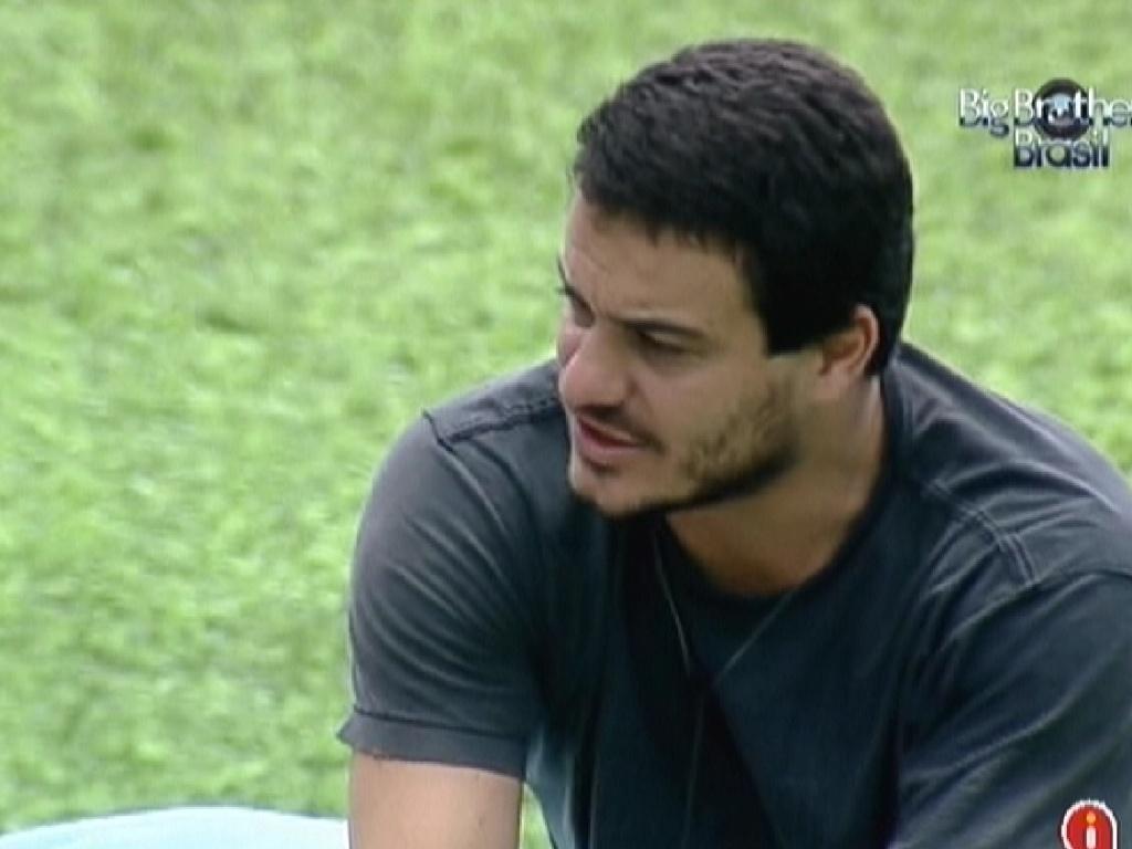 Rafa conversa com João Carvalho e desabafa (19/2/12)