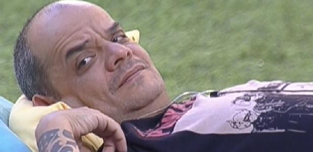 """João Carvalho lembra discussão com Rafa em que foi chamado de """"moleque"""" (20/2/12)"""