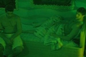 Brothers conversam sobre o novo casal no quarto Praia (22/2/12)