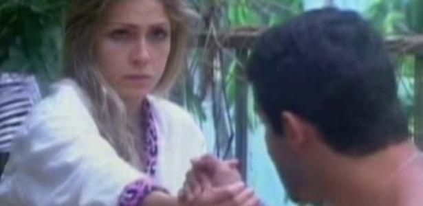 Yuri faz as pazes com Renata e pede para sister dar satisfação sobre suas atitudes (23/2/12)