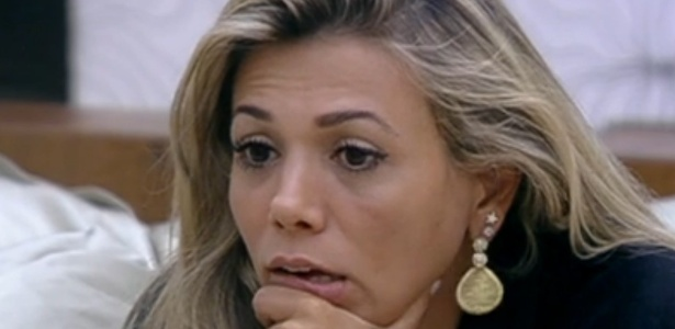 Fabiana acredita que Selva manda Kelly no próximo paredão (27/2/12)