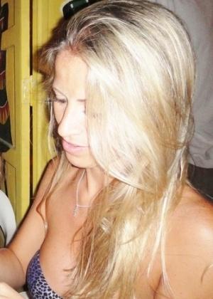 Camila Pastorini, ex do BBB Rafa (28/2/12)