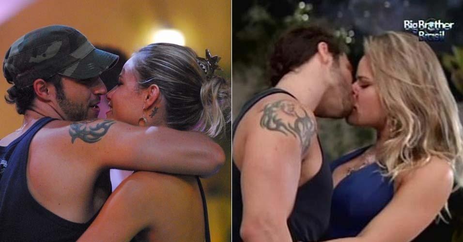 """Natalia e Fernando do """"BBB8"""""""