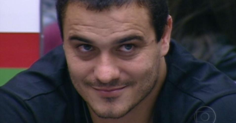 """Rafa é o sétimo eliminado do """"Big Brother Brasil 12"""" (28/2/12)"""